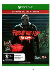 Friday The 13th Ultimate Slasher Special Edition Game for Microsoft Xbox One Xb1