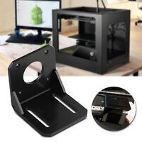 1x Alloy Steel Mounting Bracket Holder For Nema 17 Stepper Motor 3D Printer 42mm