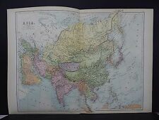 Black's 1876 Atlas, Map, Asia, M2#27