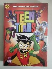Teen Titans: The Complete Series (Dvd, 7-Disc Set) Free Shipping New & Sealed Us