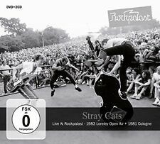 Stray Cats - Live at Rockpalast [New CD] With DVD