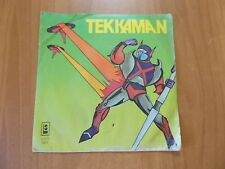 "7"" BOYS GROUP - TEKKAMAN / IN MEZZO AL MARE 1980"