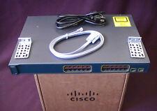 Cisco WS-C3560-24PS-S 3560 Power Switch PoE Adv IP Layer 3 IOS *5 YR Warranty!!