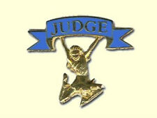 Cheerleading Judge Lapel Pin - THANK YOUR COMPETITION'S JUDGE
