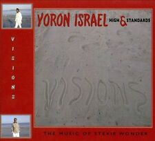 YORON ISRAEL VISIONS: MUSIC OF STEVIE WONDER [DIGIPAK] NEW CD