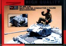 Hobby Fan 1/35 HF-558 NATO YPR-765 Conductor - 1 Figure with Accessories