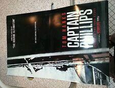 CAPTAIN PHILLIPS 11x17 PROMO MOVIE POSTER