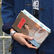 Pride and Prejudice Book Clutch, made from the Book