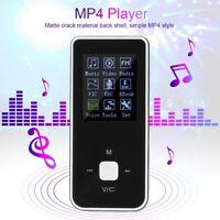 MP3 Player Tragbare MP4 Musik Player mit FM Radio, Aufnahme, Video und Romane