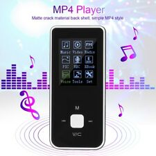 MP3 Player Tragbare MP4 Musik Player mit FM Radio, Aufnahme, Video und Romane