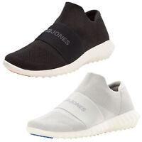 Jack & Jones Drake Trainers Fashion Moc Strap Mesh Mens Sneakers Shoes