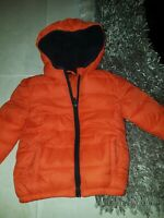 Baby Boys Padded Coat Age 12-18 Months
