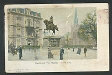 Den Haag  Standbeeld Prins Willem I  (gebreken)
