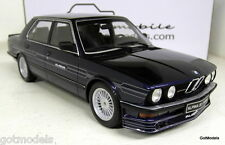 Otto 1/18 Scale - OTT633 BMW Alpina B7 Turbo M5 E28 Blue Resin Cast model Car