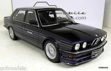 Otto escala 1/18 - OTT633 BMW ALPINA B7 Turbo M5 E28 Azul Coche Modelo de resina fundido