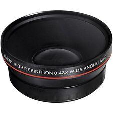 Wide Angle/Macro Conversion Lens for Canon EOS, 1D, 5D, 6D, 7D, 10D, 20D, 30D, &