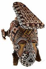 New listing Kuba Mask Bwoom Helmet Royal Congo African Art