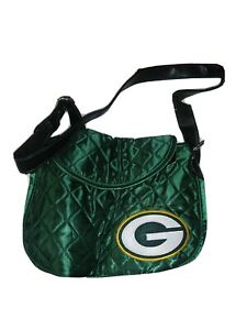 NFL Green Bay Packers Women's Quilted Purse bag