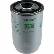 Original MANN-FILTER Kraftstofffilter WK 842/2 Fuel Filter