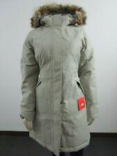 NWT Womens The North Face TNF Arctic Down Parka Warm Winter Jacket Granite Tan