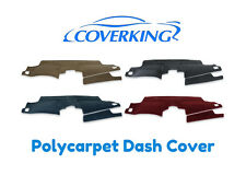 Coverking Custom Polycarpet Front Dash Cover for 1985-1996 Oldsmobile Ciera