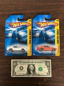 2 - Hot Wheels 2008 New Models 16 of 40 Dodge Challenger SRT8