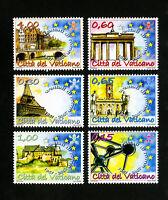 Vatican Stamps # 1358-63 XF OG NH