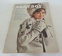 Vintage Playboy Magazine November 1963 Terre Tucker James Hoffa w/Centerfold
