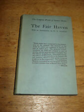 The Fair Haven, Butler, Samuel, 1929 hardback,with jacket