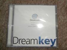Original Genuine SEGA DREAMCAST DREAM KEY Internet Browser Disc~NEW/SEALED