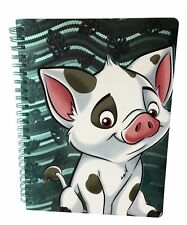 Scolaire Bloc Note Cahier Pua Vaiana Disney Disneyland Neuf sans emballage