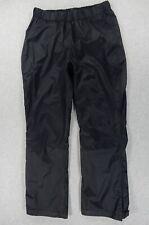 Columbia Breathable WaterProof Rain Pants (Mens Medium) Black