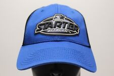 STARTER ATHLETICS - BLACK & BLUE - YOUTH SIZE ADJUSTABLE BALL CAP HAT!