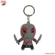 New Blind Bag Marvel Series 2 Guardians of the Galaxy Drax 3-D Figural Keychain