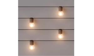 Project 62 Modern String Lights - G40 String Lights - 10 ct New one broken bulb