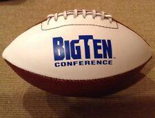 Big Ten Conference Minature Football