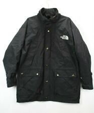 Vtg 90s The North Face Gore-Tex Mountain Guide Mens M Black Outdoor Jacket