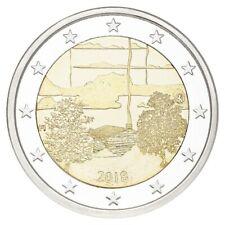 """2 euro commémorative Hélène 2018 SAUNA """"NEUVE UNC"""""""