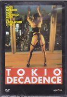 Dvd **TOKIO DECADENCE** nuovo 1992