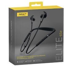 Jabra Elite 65e Copper Black Noise Cancelling Wireless Earbuds
