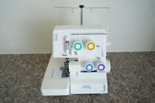 White Speedylock Differential Serger Model 1500 Electric Serge Machine
