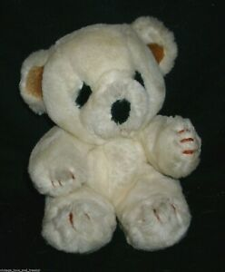 "9"" VINTAGE COMMONWEALTH NOVELTY TEDDY BEAR STUFFED ANIMAL TOY PLUSH STITCHES OLD"
