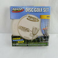 Innova 3-Pack Disc Golf Set Includes Driver Mid-Range and Putter Colors