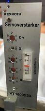 The Bosch Rexroth VT1600S3X