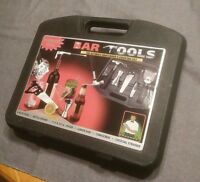 Bartender's Cocktail Tool Set (Bartools) New in Case
