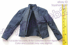 1:6 scale HOT TOYS MMS243 CA2 winter soldier CAPTAIN AMERICA BLUE JACKET