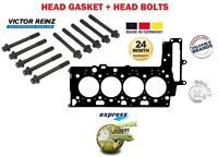 FOR BMW B47D20A N47D20C N47D20D 1995cc 2011-> CYLINDER HEAD GASKET + BOLT SET