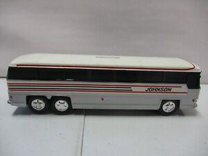 Charter Bus Bank Johnson