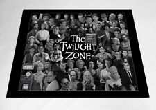 The Twilight Zone-1959/64 Tv Series-18� X 24� Poster-Brand New