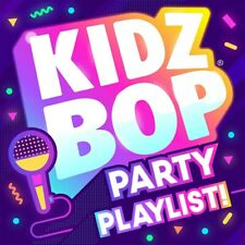 Kidz Bop Party Playlist! - Kidz Bop Kids (Album) [CD]